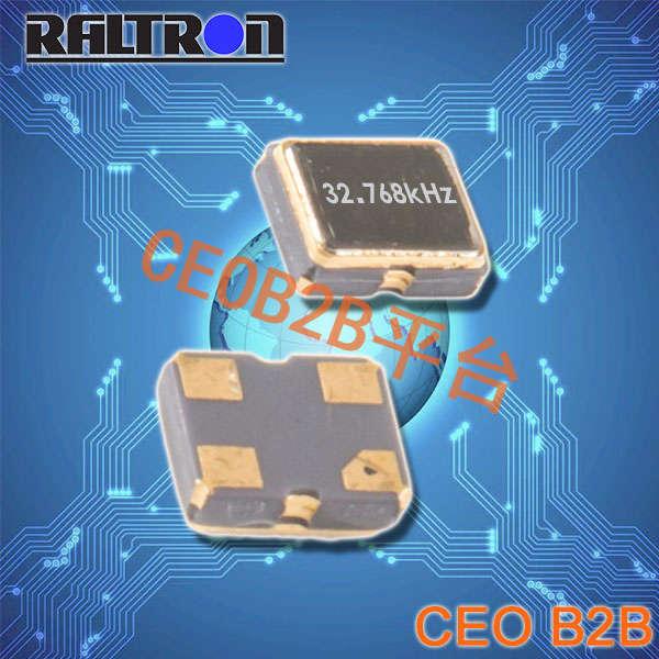 Raltron晶振,CO2520晶振,32.768K有源晶振