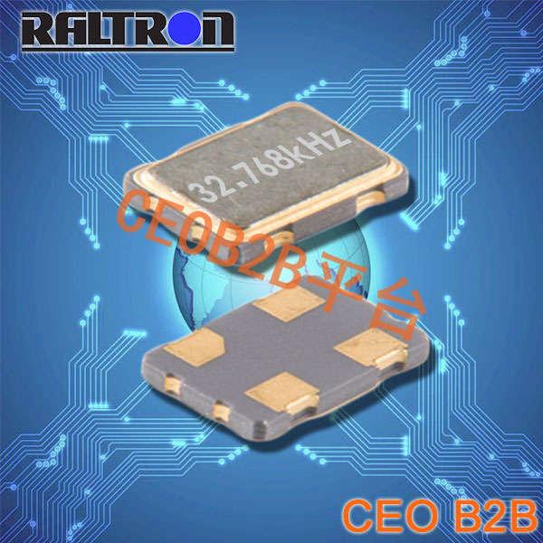 Raltron晶振,CO7050晶振,5*7贴片晶振