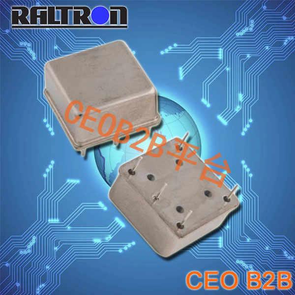 Raltron晶振,OX9400晶振,插件石英晶振