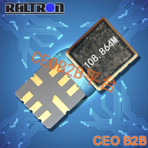 Raltron晶振,RSF-110.592-1152晶振,SAW滤波器