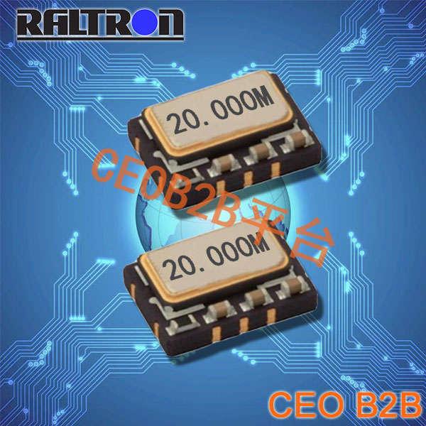 Raltron晶振,RSTX晶振,TCXO晶振