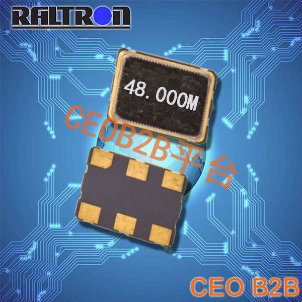Raltron晶振,XCO-38晶振,3225有源晶振