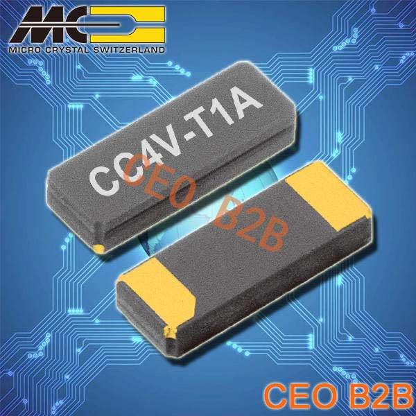 微晶晶振,进口晶振,CC5V-T1A晶振