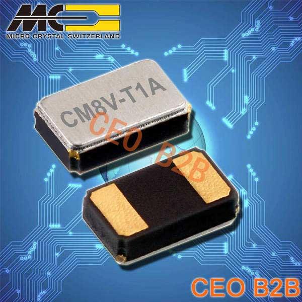 微晶晶振,无源晶振,CM8V-T1A晶振