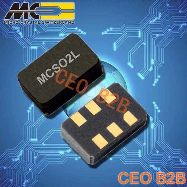 微晶晶振,石英晶体振荡器,MCSO2L晶振