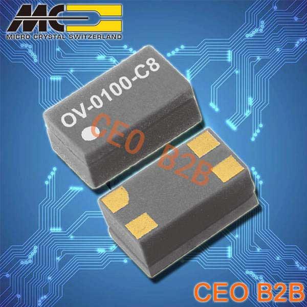 微晶晶振,进口32.768K晶振,OV-7605-C8晶振