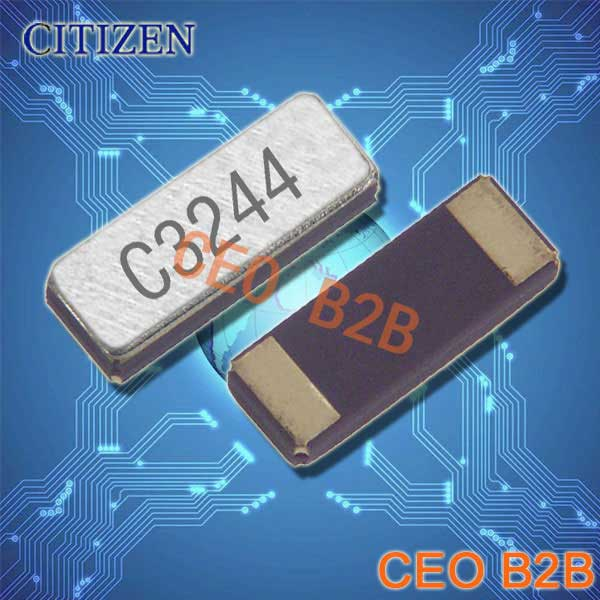 西铁城晶振,贴片晶振,CM519晶振